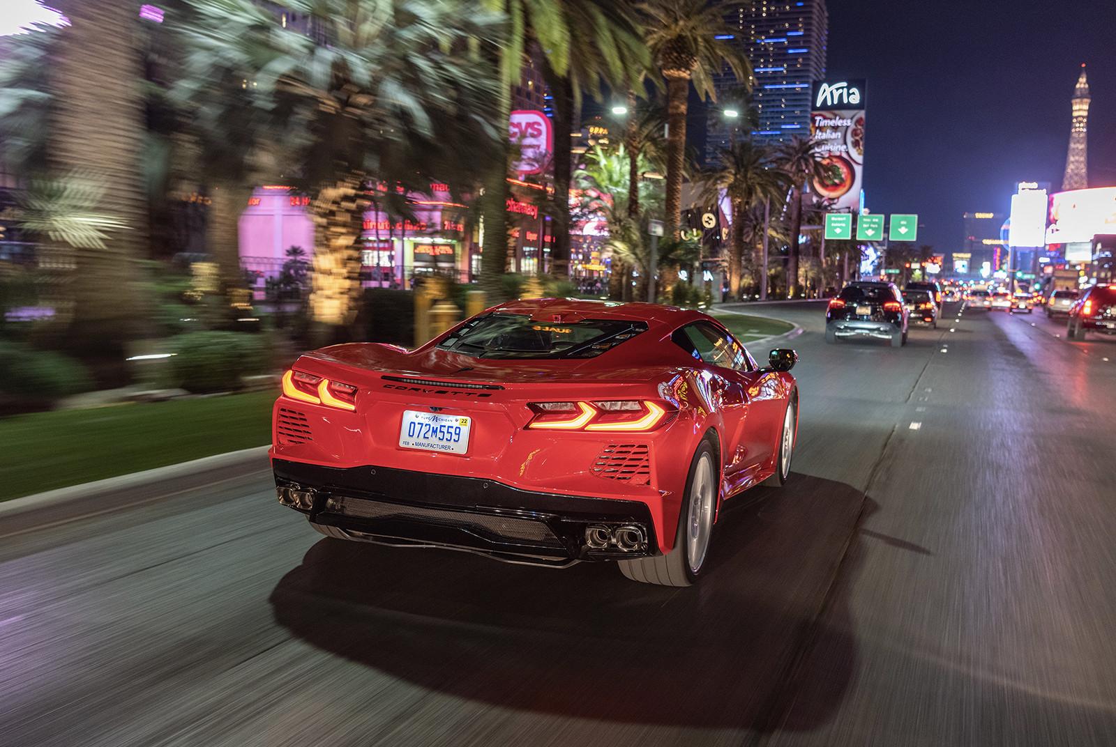 Foto de Chevrolet Corvette 2020 (prueba) (37/73)