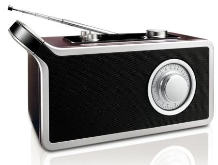 Philips vuelve a las radios analógicas pero con buen diseño