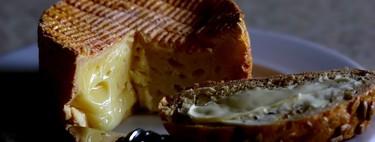 Éste es el queso más antiguo que conocemos y se ha encontrado en una tumba egipcia