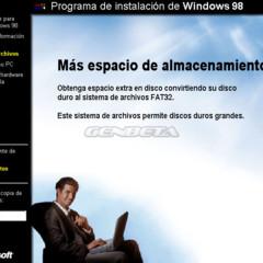 Foto 4 de 10 de la galería programa-de-instalacion-de-windows-98 en Genbeta