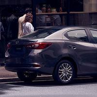 El Mazda 2 Sedán 2020 también se pone al día: su facelift en 17 fotos