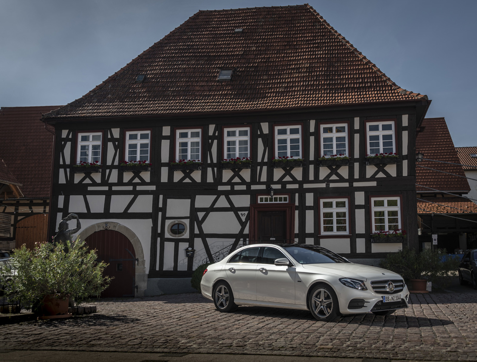 Foto de Mercedes-Benz E 300 de (presentación) (25/47)