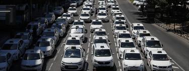 Las competencias sobre el taxi, o el marrón del que ni el Estado ni las CCAA se quieren encargar