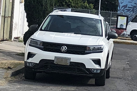 ¡Espiado! El Volkswagen Tarek que llegará este año ya rueda en México