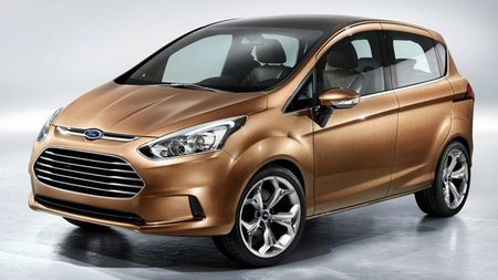 El Ford B-Max será el primero en recibir el 1.0 Ecoboost