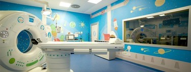 Cuando el arte y la fantasía ayudan a combatir el miedo y el dolor: así se están transformando muchos hospitales pediátricos