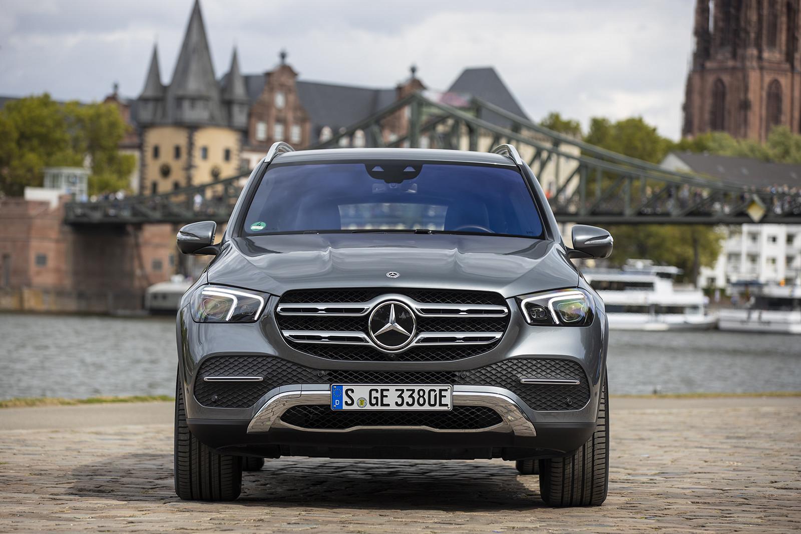 Foto de Mercedes-Benz GLE 350e y GLC 300e (14/26)