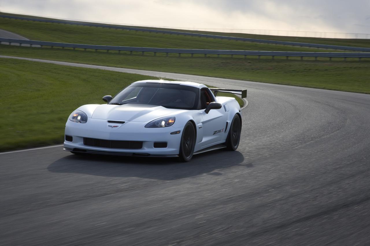 Foto de Chevrolet Corvette Z06X Track Car Concept (3/6)