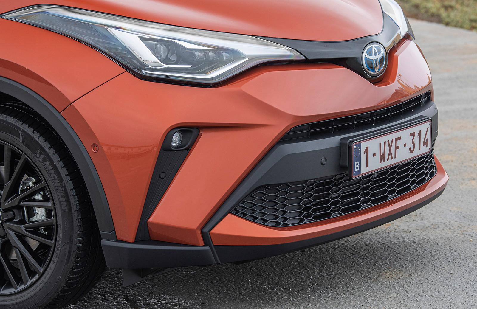 Foto de Toyota C-HR 2020, precios para España (4/14)