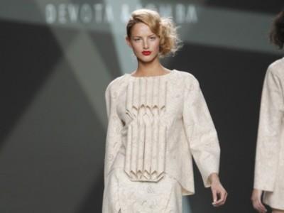 Devota & Lomba Otoño-Invierno 2012/2013: regreso al futuro, vuelta al pasado