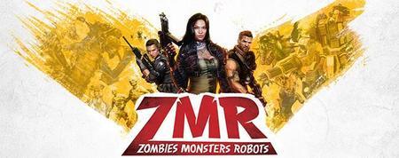 Nuevo shooter nunciado, Zombie Monster Robots