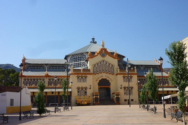 Mercado La Unión Murcia