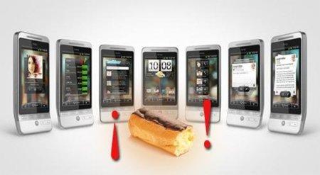 HTC retrasa la actualización del HTC Hero al 30 de abril