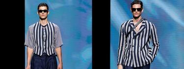 Giorgio Armani y sus tonos naturales conquistarán la primavera con su desfile en Milán