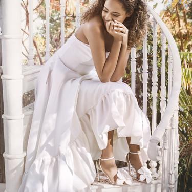Los zapatos de novia de Jimmy Choo que te llevarán a dar el sí quiero como una actriz de Hollywood