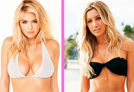 Kate Upton Maxim Hot 100 Ashley Tisdale # 7 Ashley Tisdale