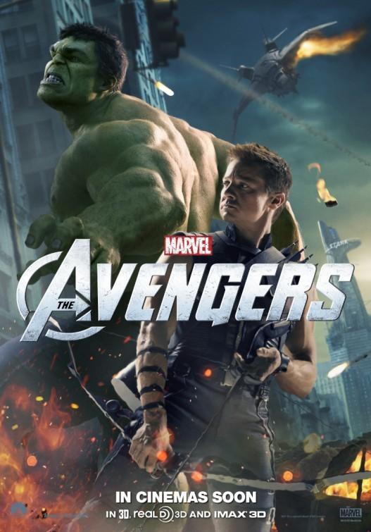 Foto de 'Los Vengadores', todos los carteles de la película de Joss Whedon (8/16)