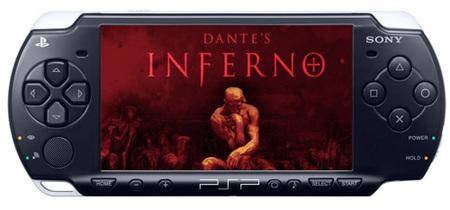 'Dante's Inferno' contará con versión para PSP