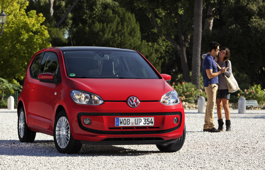 Foto de Volkswagen Up! (4/75)