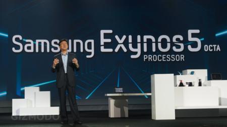 Samsung Exynos 5 Octa, un procesador de ocho núcleos para los próximos Galaxy