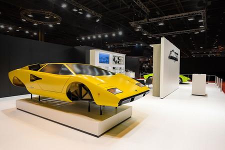 Lamborghini Countach LP400  en el Salón Retromobile 2018