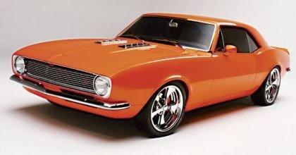 "1967 Chevrolet Camaro ""The Pomona Project"""