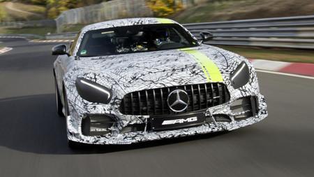 Mercedes presentará una versión del AMG-GT aún más hardcore que el AMG GT R