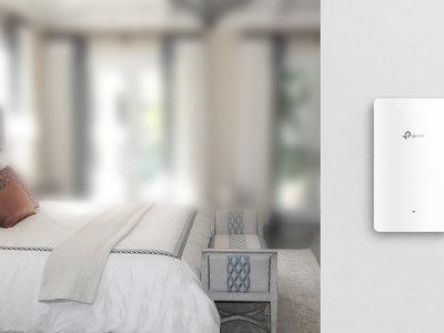 TP-Link presenta su nuevo punto de acceso WiFi, el  Omada EAP225-Wall