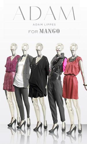 Nueva colección de Adam Lippes para Mango Otoño-Invierno 2008/10
