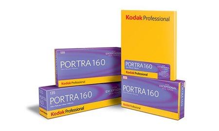 Nueva Kodak Professional PORTRA 160
