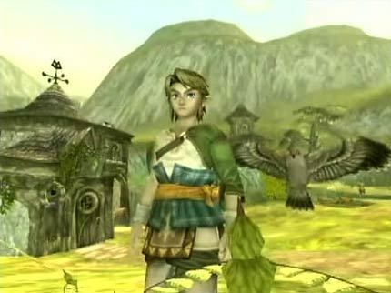 GameCube - Zelda Twilight Princess