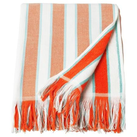 Solblekt Beach Towel Striped Orange 0825007 Pe776232 S5 1