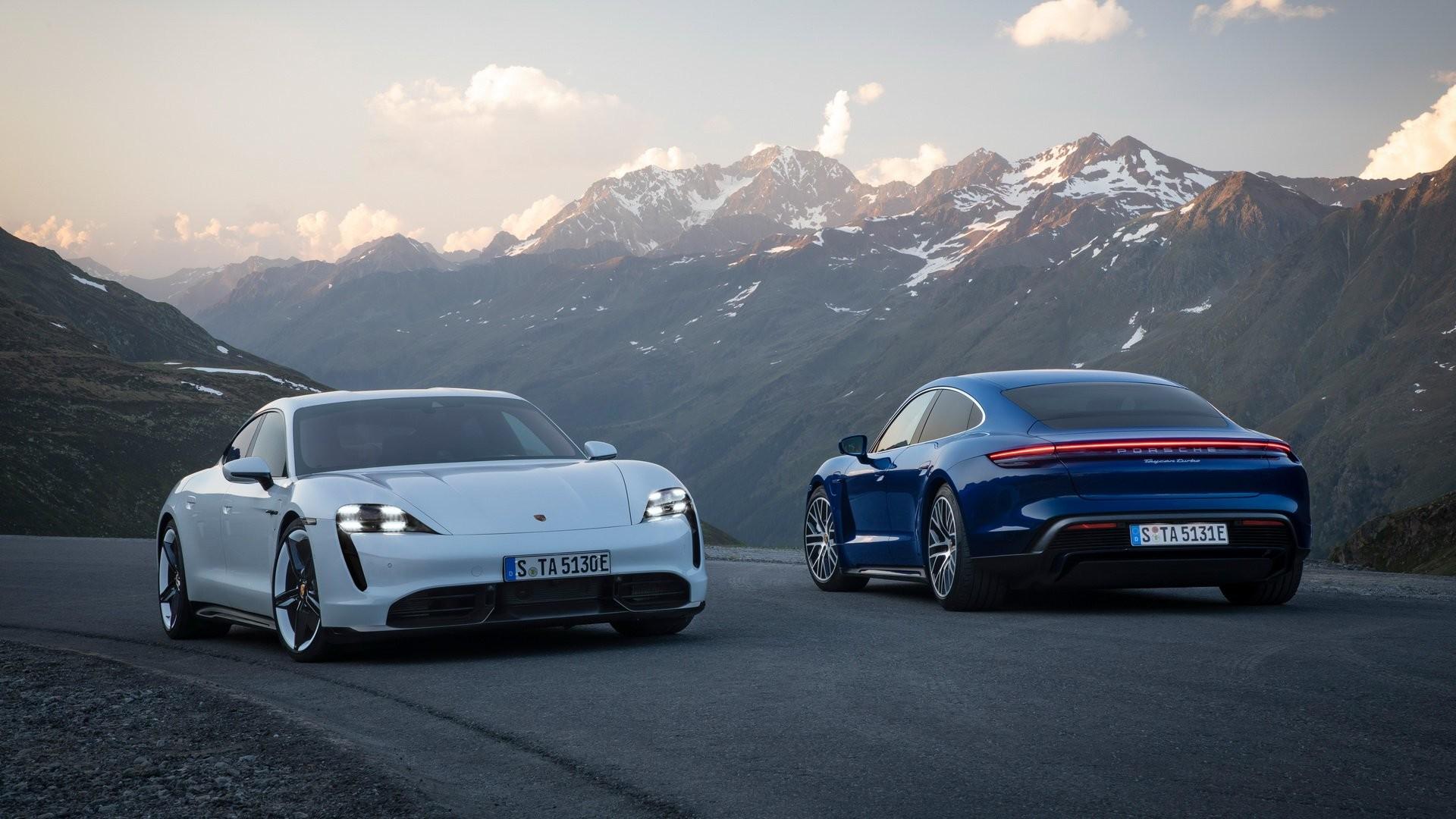 Foto de Porsche Taycan (17/29)