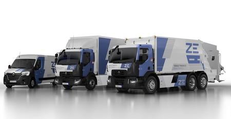 Renault Trucks Ze Range 2019