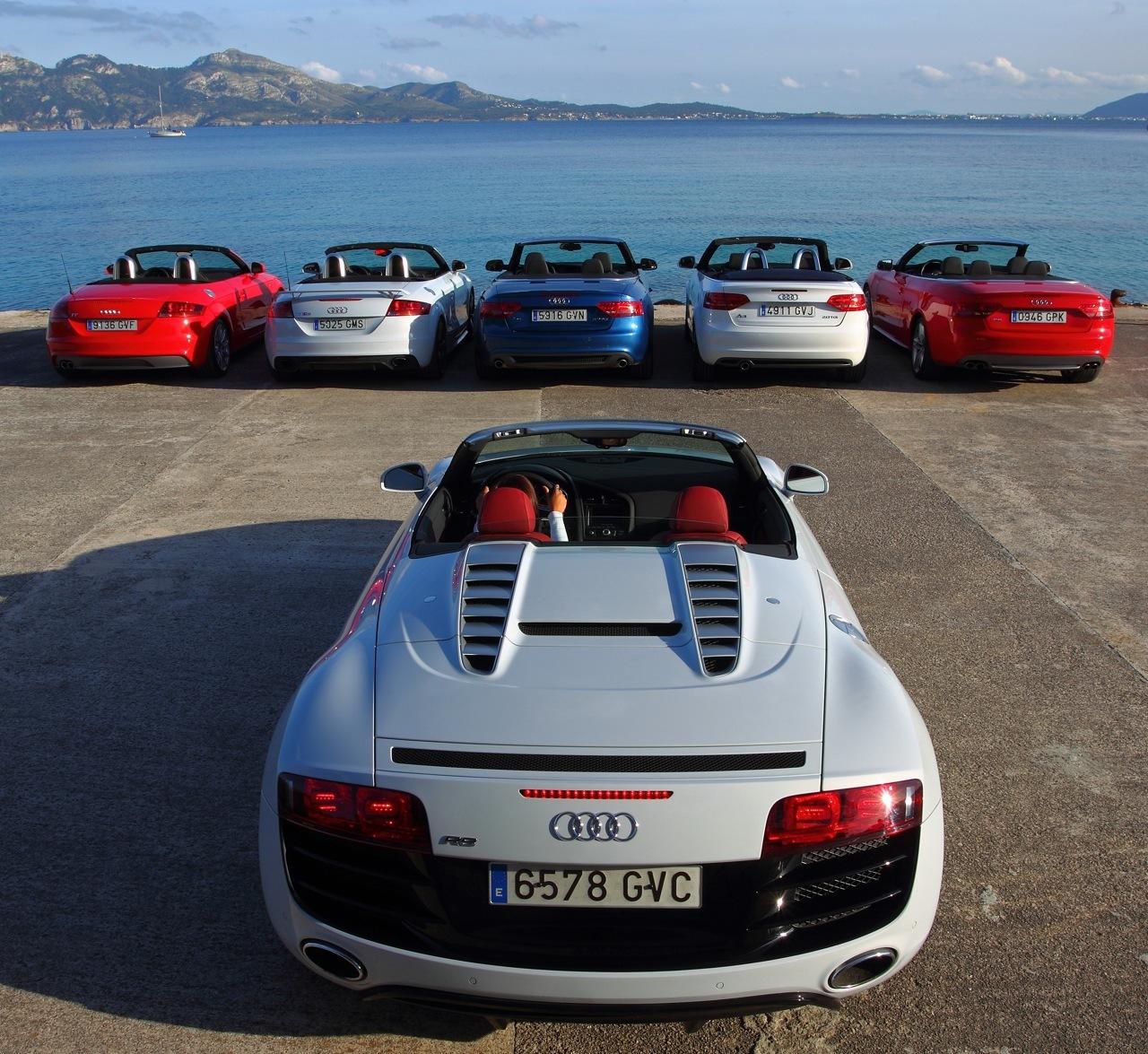 Foto de Audi Cabrios Gama (18/21)