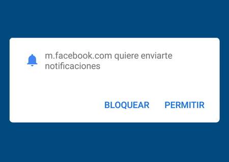 Google Chrome incorpora una función para acabar con el uso abusivo de las notificaciones web