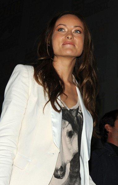 Los mejores looks de famosas en la Comic Con. Olivia Wilde