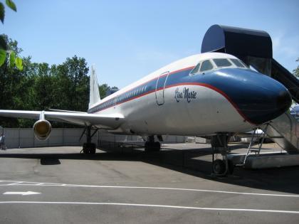 Los aviones de Elvis