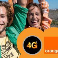 Más de la mitad del tráfico total de los clientes de Orange viaja ya por la red 4G