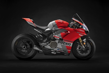 Ducati Panigale V4 S Race Of Champions 1