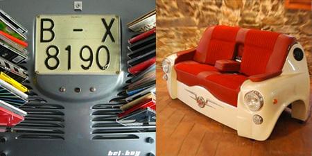 sillón a partir de un 600