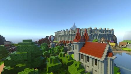 Zelda Minecraft 08