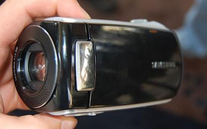 Videocámaras de Samsung: SC-HMX10 con resolución HD