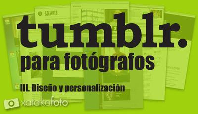 Tumblr para fotógrafos (III)