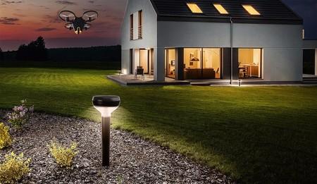 Te sentirás como un espía de cine con este sistema de seguridad basado en un dron