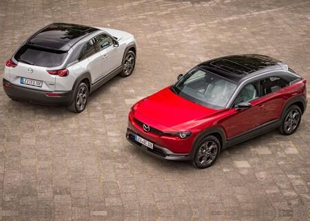 Mazda tendrá al menos 5 autos híbridos, 5 híbridos enchufables y 3 totalmente eléctricos para 2025