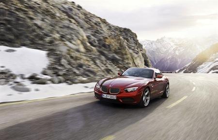 BMW nos presenta su última creación: Zagato Coupé