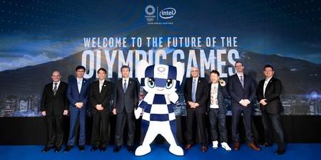 Intel Tokyo Olympic