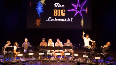The Big Lebowski Live Read Cast