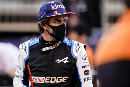 Alonso Emilia Romagna F1 2021